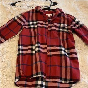 Burberry kid shirt